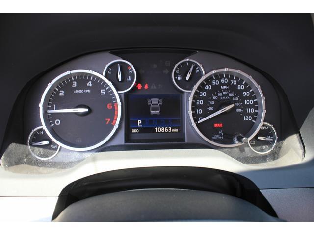 クルーマックスSR5 4WD TRDオフロードPKG新車並行(18枚目)