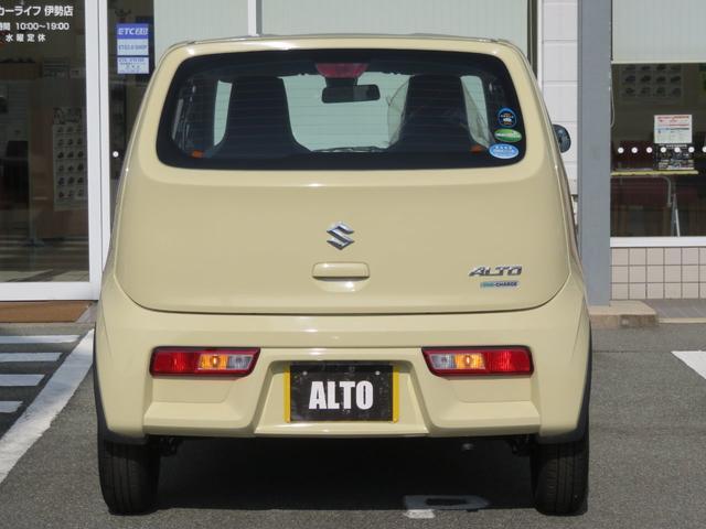 スズキ アルト L レーダーブレーキサポート装着車 当社デモカー 点検整備付