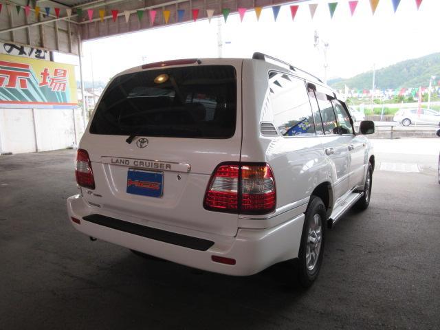「トヨタ」「ランドクルーザー100」「SUV・クロカン」「岐阜県」の中古車3