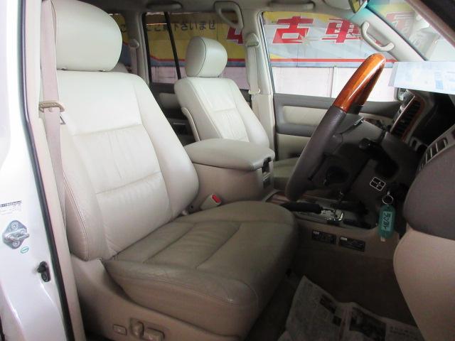 「トヨタ」「ランドクルーザー100」「SUV・クロカン」「岐阜県」の中古車5