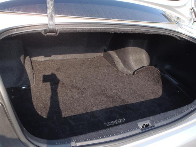 トヨタ クラウン ロイヤルサルーン 60thスペシャルED ナビ 革調Sカバー