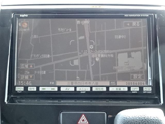 スズキ パレット T 純正HDDナビ フルセグ 両側電動ドア 純正AW HID