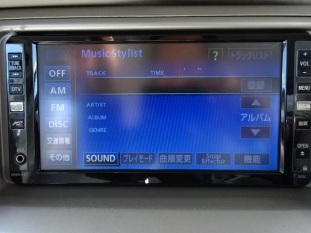 X 4WD 禁煙 1オーナー 電動ドア HDDナビ後席モニタ(3枚目)