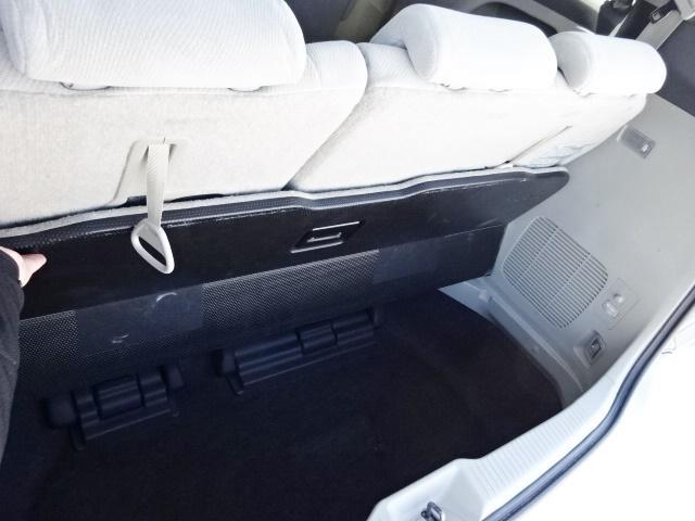 X 4WD 禁煙 1オーナー 電動ドア HDDナビ後席モニタ(18枚目)