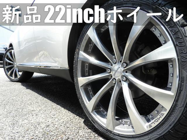 350VerS/現行Fスポ仕様/22インチ/ローサス(19枚目)