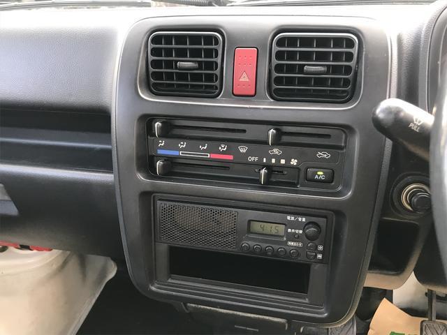 KC 4WD 5速MT エアコンパワステ クラッチ新品交換済(16枚目)