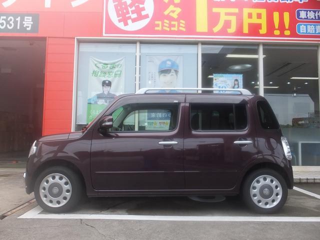 「ダイハツ」「ミラココア」「軽自動車」「三重県」の中古車2