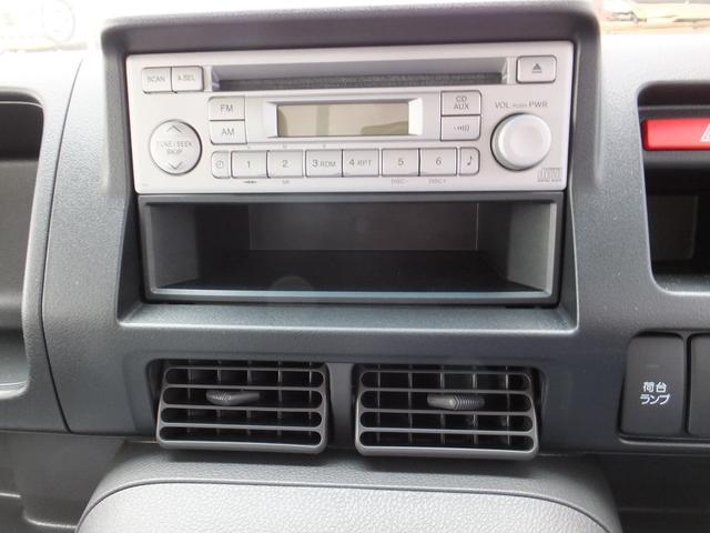 アタック MT車 4WD タウン キーレス パワーウインドウ エアコン パワステ 純正オーディオ フロアマット ドアバイザー 運転席エアバック ABS(12枚目)