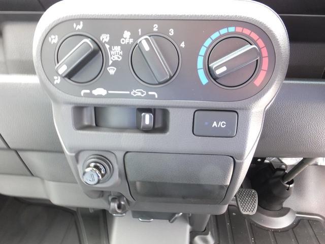 アタック MT車 4WD タウン キーレス パワーウインドウ エアコン パワステ 純正オーディオ フロアマット ドアバイザー 運転席エアバック ABS(13枚目)