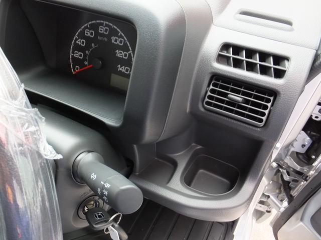 アタック MT車 4WD タウン キーレス パワーウインドウ エアコン パワステ 純正オーディオ フロアマット ドアバイザー 運転席エアバック ABS(15枚目)