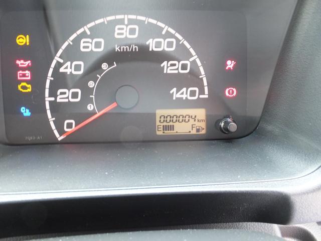 アタック MT車 4WD タウン キーレス パワーウインドウ エアコン パワステ 純正オーディオ フロアマット ドアバイザー 運転席エアバック ABS(16枚目)