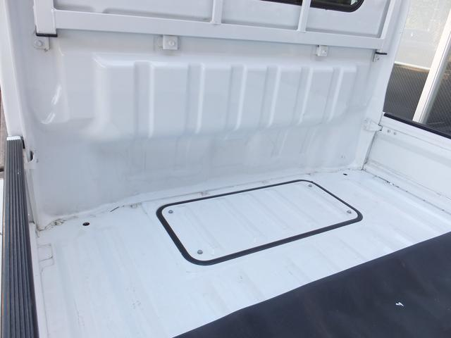 KCエアコン・パワステ エアコン・パワステ・ドアバイザー・フロアマット・荷台マット・ゲートプロテクター・鳥居プロテクター・エアバック・5MT車(7枚目)