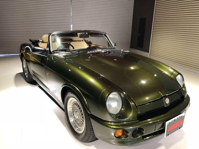 「MG」「MG RV8」「オープンカー」「三重県」の中古車9