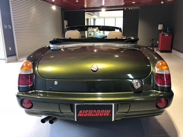 「MG」「MG RV8」「オープンカー」「三重県」の中古車17