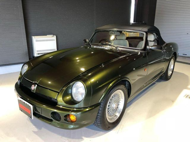 「MG」「MG RV8」「オープンカー」「三重県」の中古車39