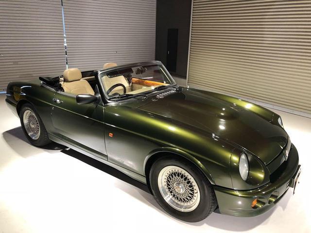 「MG」「MG RV8」「オープンカー」「三重県」の中古車45