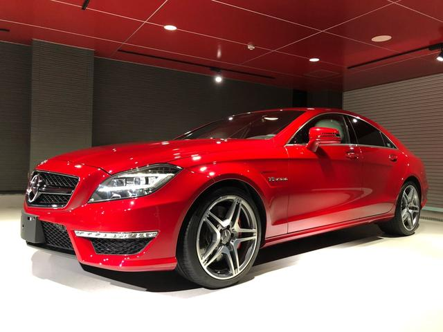 CLS63 AMG パフォーマンスパッケージ D車 左H(2枚目)