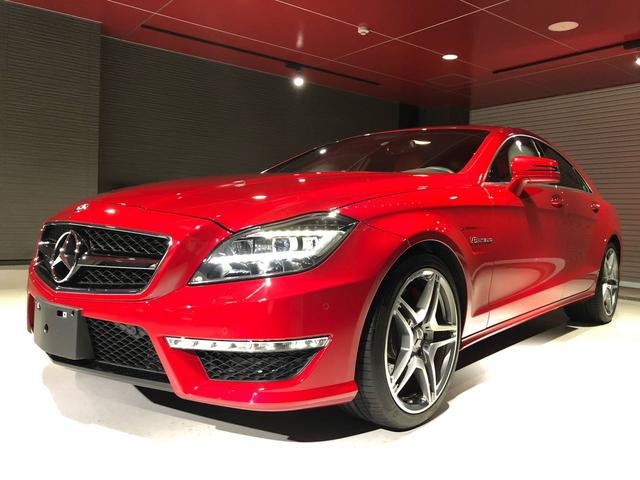 CLS63 AMG パフォーマンスパッケージ D車 左H(3枚目)