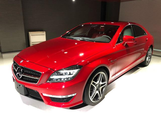 CLS63 AMG パフォーマンスパッケージ D車 左H(4枚目)