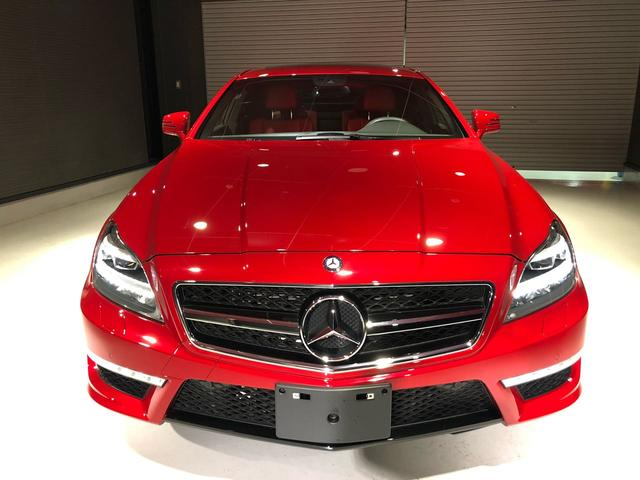 CLS63 AMG パフォーマンスパッケージ D車 左H(6枚目)