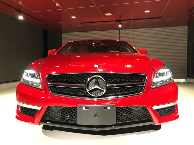CLS63 AMG パフォーマンスパッケージ D車 左H(7枚目)