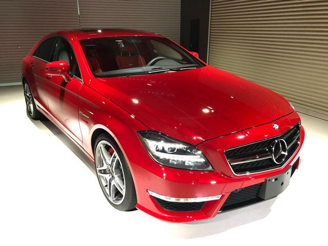 CLS63 AMG パフォーマンスパッケージ D車 左H(8枚目)