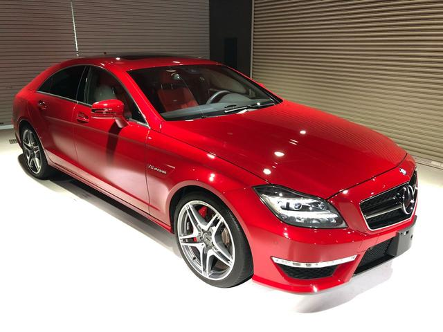 CLS63 AMG パフォーマンスパッケージ D車 左H(9枚目)