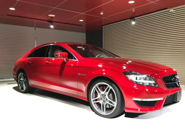CLS63 AMG パフォーマンスパッケージ D車 左H(10枚目)