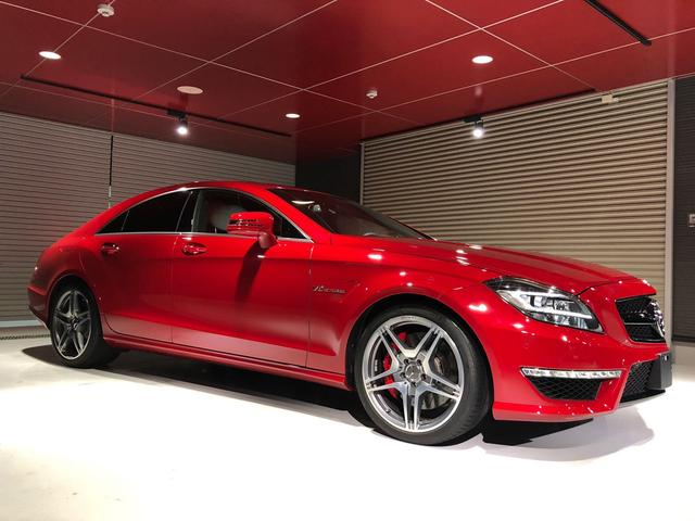 CLS63 AMG パフォーマンスパッケージ D車 左H(11枚目)