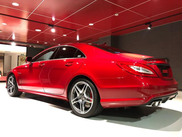 CLS63 AMG パフォーマンスパッケージ D車 左H(14枚目)