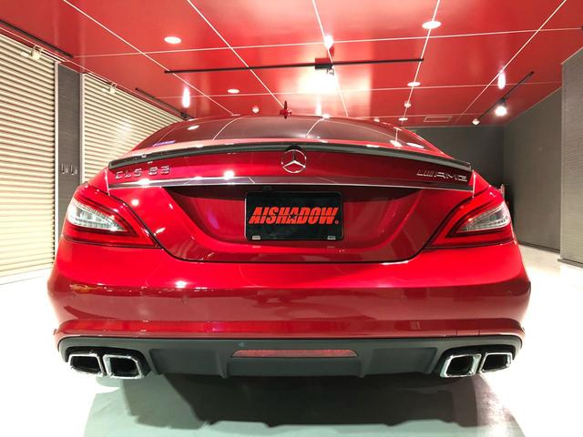 CLS63 AMG パフォーマンスパッケージ D車 左H(18枚目)