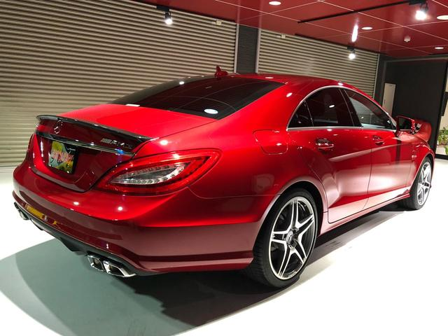 CLS63 AMG パフォーマンスパッケージ D車 左H(19枚目)