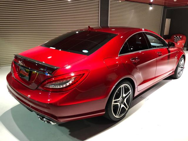 CLS63 AMG パフォーマンスパッケージ D車 左H(20枚目)