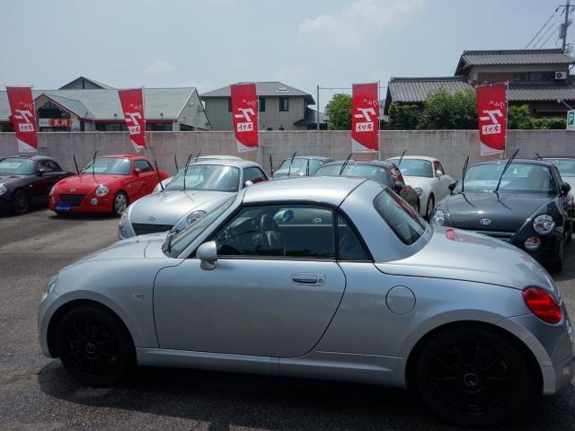 「ダイハツ」「コペン」「オープンカー」「愛知県」の中古車7