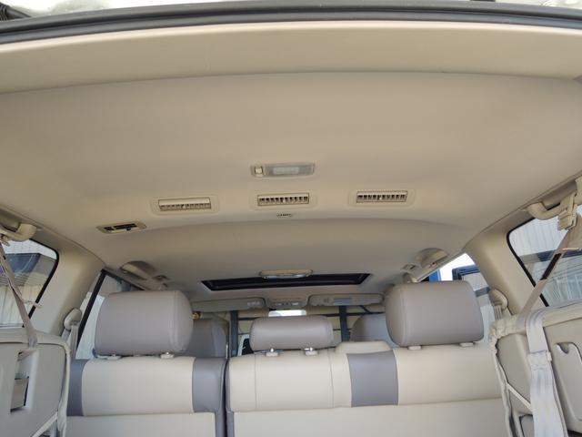 トヨタ ランドクルーザー100 VXリミテッド 2インチリフトアップ 社外20インチアルミ