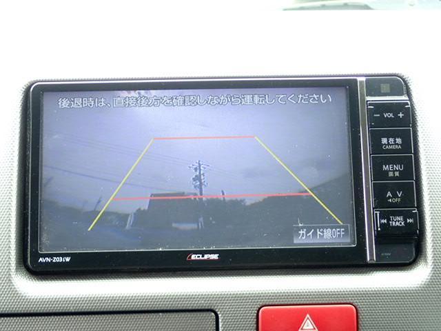トヨタ ハイエースバン ロングスーパーGL SD地デジナビ Bカメラ ベッドキット