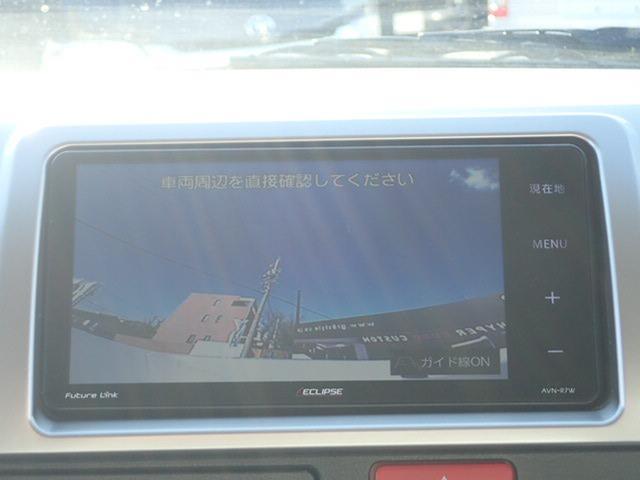 トヨタ ハイエースバン ロングスーパーGL コプラスヘッドライト SD地デジナビ