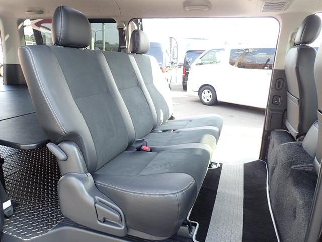 トヨタ ハイエースバン スーパーGL Dプライム 1オーナー 両側電動ドア SDナビ