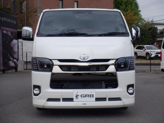スーパーGL ダークプライムII 新車未登録/Valenti LEDヘッド/モデリスタエアロ/ESSEX 17inAW/パノラミックビューM/デジタルインナーM/両側パワースライド/トヨタセーフティーセンス/AC100V電源(7枚目)