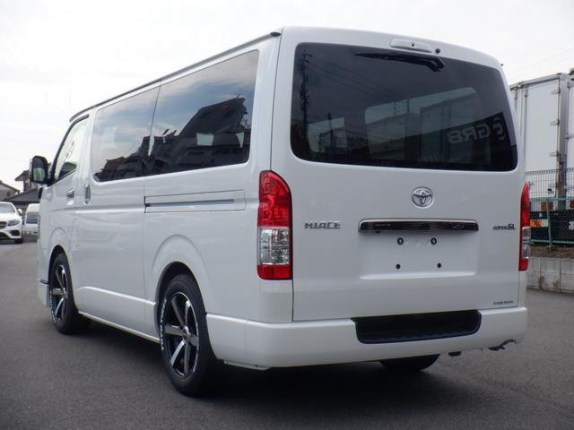 スーパーGL ダークプライムII 新車未登録/Valenti LEDヘッド/モデリスタエアロ/ESSEX 17inAW/パノラミックビューM/デジタルインナーM/両側パワースライド/トヨタセーフティーセンス/AC100V電源(14枚目)