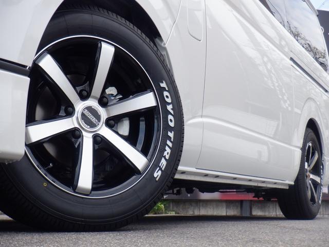 スーパーGL ダークプライムII 新車未登録/Valenti LEDヘッド/モデリスタエアロ/ESSEX 17inAW/パノラミックビューM/デジタルインナーM/両側パワースライド/トヨタセーフティーセンス/AC100V電源(16枚目)