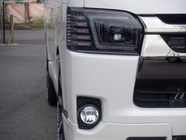 スーパーGL ダークプライムII 新車未登録/Valenti LEDヘッド/モデリスタエアロ/ESSEX 17inAW/パノラミックビューM/デジタルインナーM/両側パワースライド/トヨタセーフティーセンス/AC100V電源(25枚目)