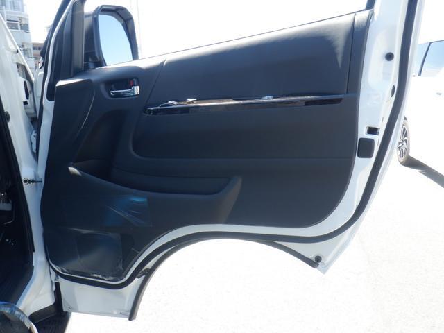 スーパーGL ダークプライムII 新車未登録/Valenti LEDヘッド/モデリスタエアロ/ESSEX 17inAW/パノラミックビューM/デジタルインナーM/両側パワースライド/トヨタセーフティーセンス/AC100V電源(46枚目)