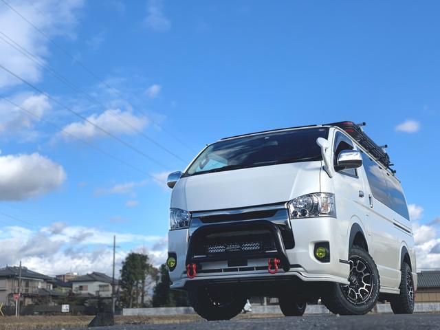 スーパーGL ダークプライムII 新車未登録/Valenti LEDヘッド/モデリスタエアロ/ESSEX 17inAW/パノラミックビューM/デジタルインナーM/両側パワースライド/トヨタセーフティーセンス/AC100V電源(61枚目)