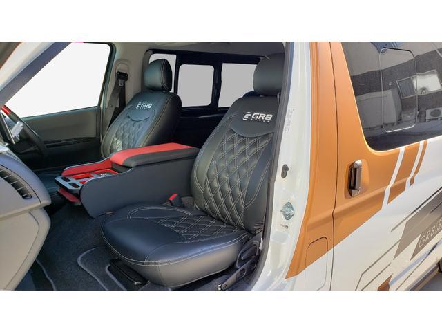 スーパーGL ダークプライムII 新車未登録/Valenti LEDヘッド/モデリスタエアロ/ESSEX 17inAW/パノラミックビューM/デジタルインナーM/両側パワースライド/トヨタセーフティーセンス/AC100V電源(69枚目)