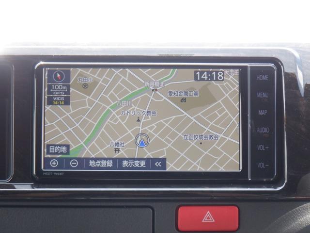 スーパーGL ダークプライムII ワイド 6型/1オーナー/SDナビTV/Bluetooth/Bカメラ/パノラミックビューM/クリアランスソナー/Fリップスポイラー/新品18inAW/2inローダウン/ValentiLEDヘッドライト(18枚目)