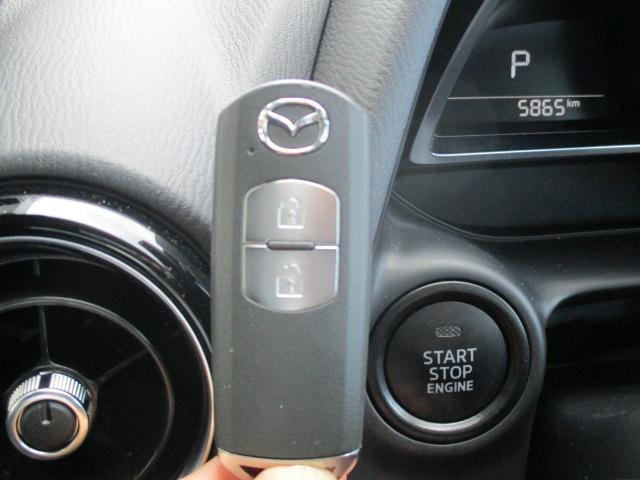 アドバンストキーを携帯しているだけで、すべてのドアとリアゲートの施錠/解錠が簡単に行えます!ブレーキペダルを踏みながらインパネ上のボタンを押すだけでエンジンの始動/停止が出来ます!