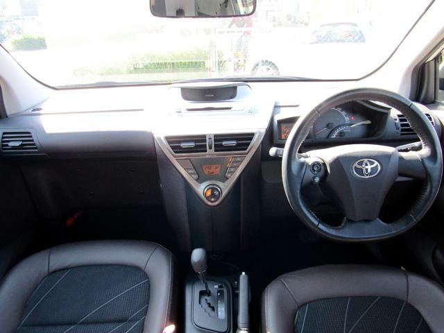 トヨタ iQ 130G レザーパッケージ スマートキー 純正16インチAW