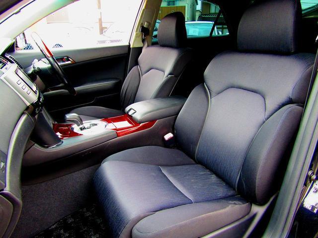 250G Sパッケージ ETC キーレス パワーシート(12枚目)