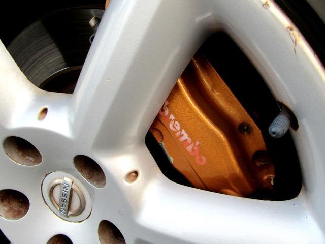 バージョンS 6速MT キーレス HIDヘッド ブレンボ(14枚目)